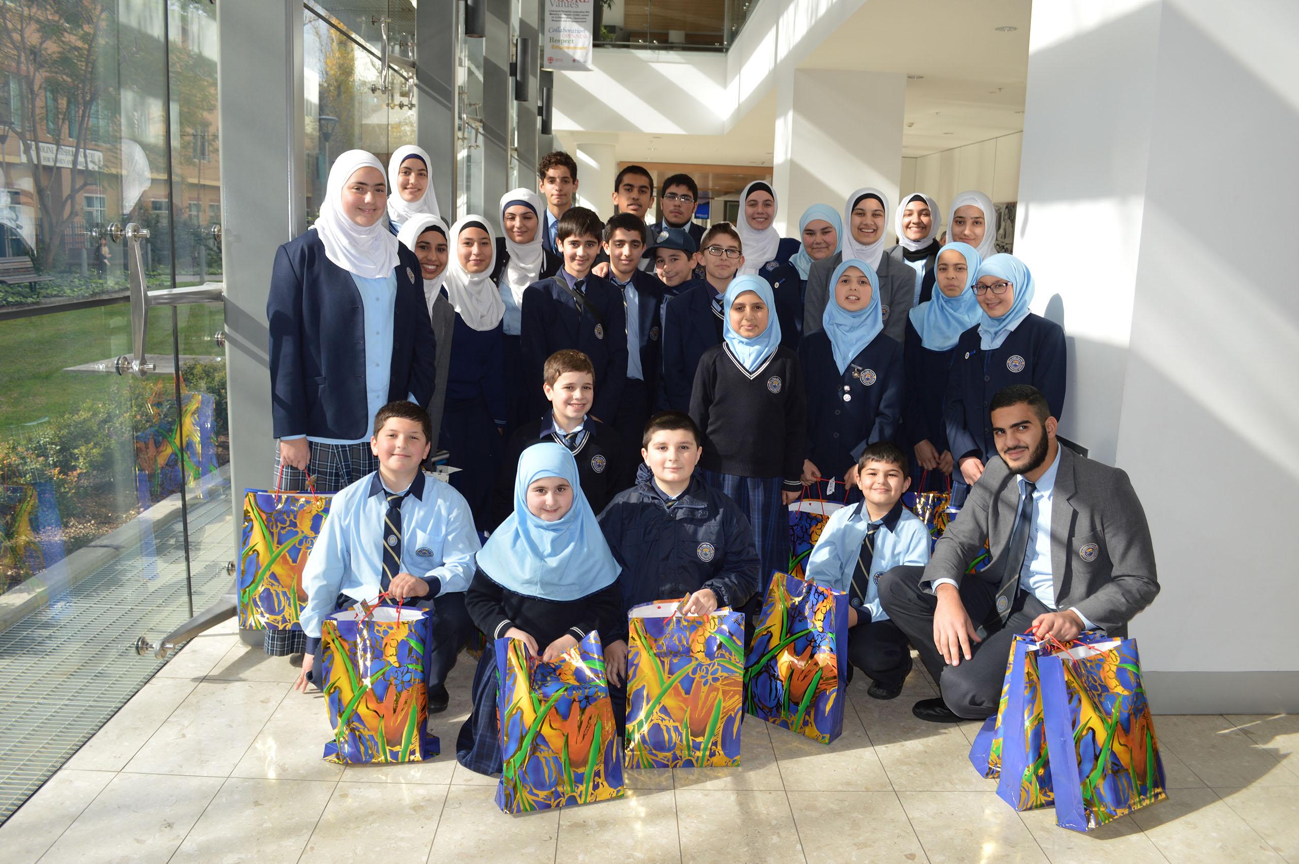 Al Faisal College 108